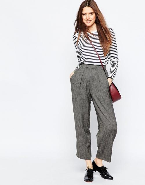 Asos pantalon chino court