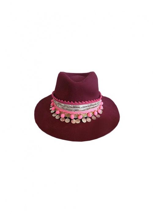 By Liss - Accessoire de chapeau