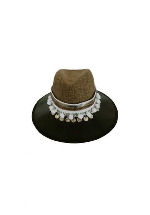 By liss - Accessoire chapeau