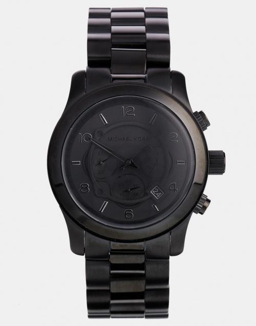 Michael Kors - montretitane noire