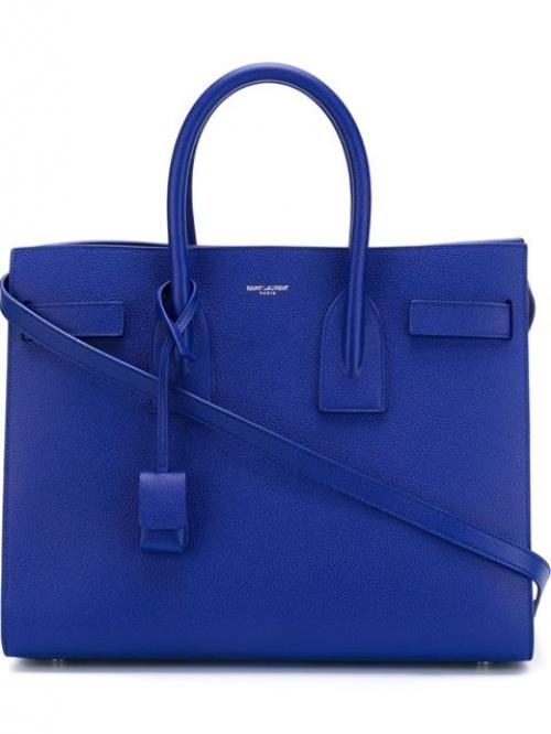 sac saint laurent bleu