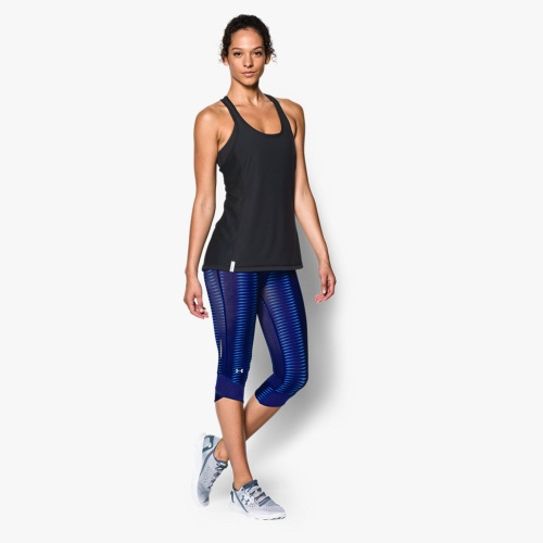 Under Armour - legging sport bleu
