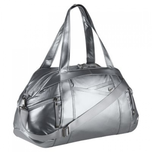 Nike - sac sport metallisé