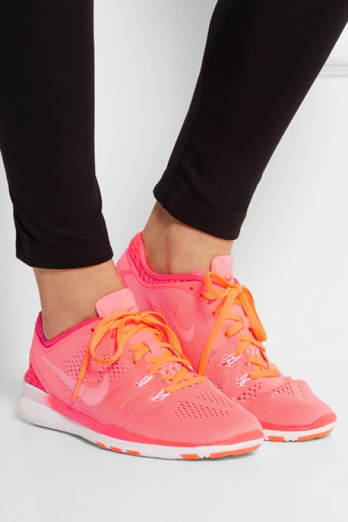 Nike - baskets running rose