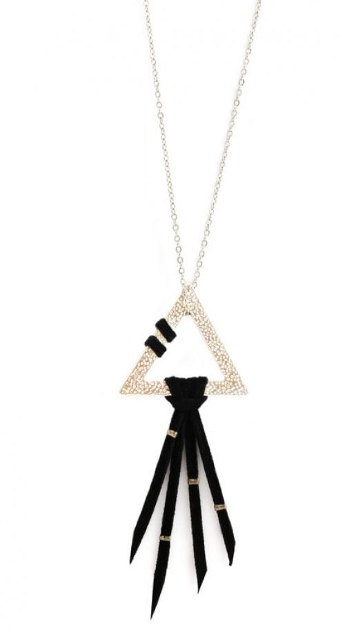 Sarayana - collier cuir