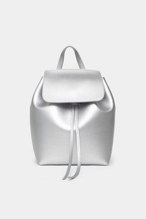 Mansur Gavriel - sac à dos métallisé