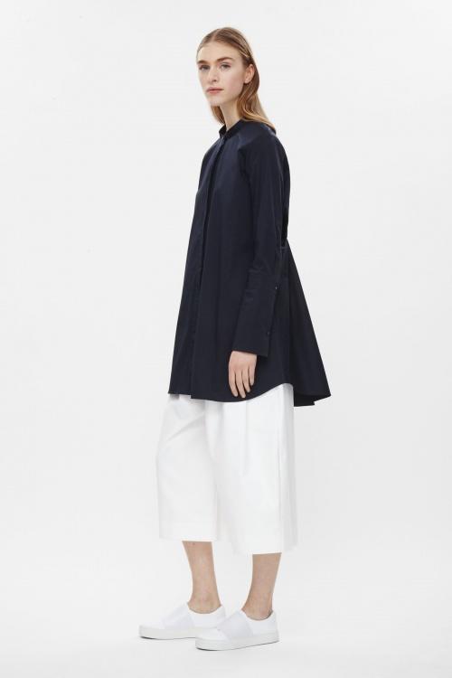 COS - chemise voalnt noire