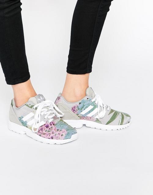 Adidas  training basket fleur
