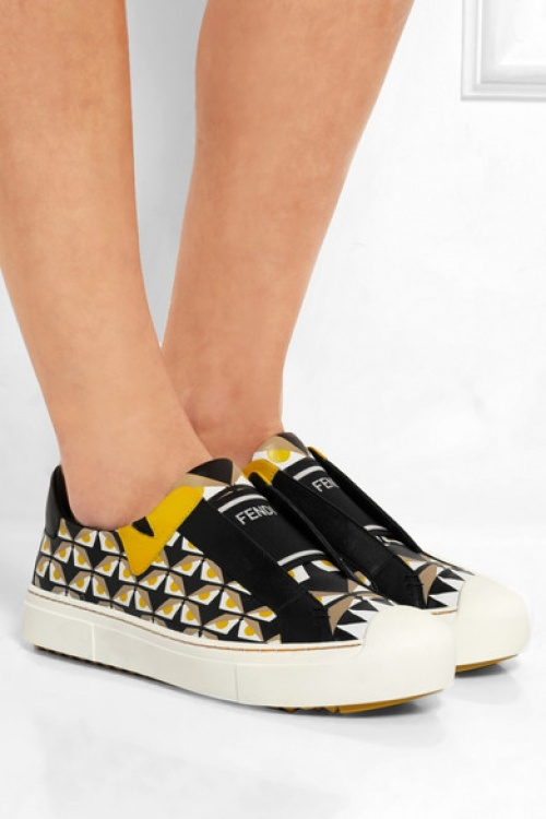 Fendi  slip on