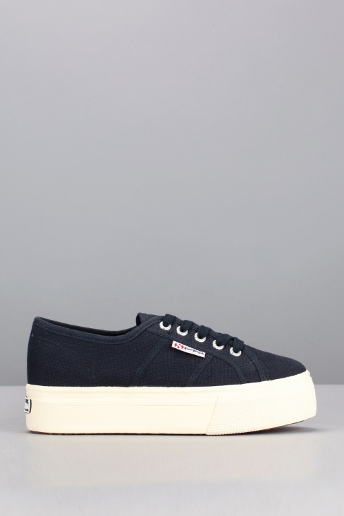 Superga  baskets compenséees