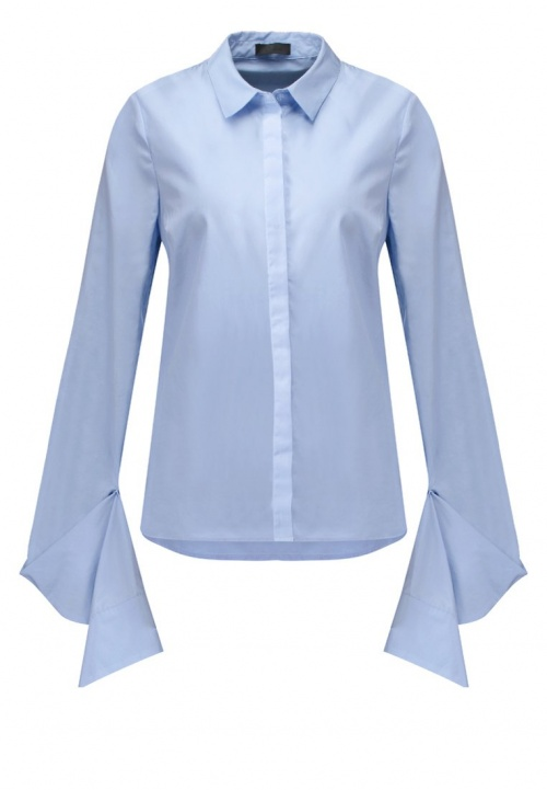 2ND DAY - chemise bleue