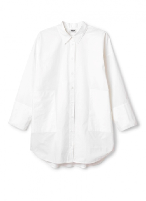 chemise weekday blanche