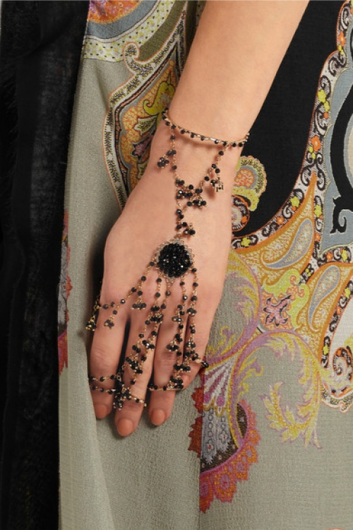 Rosantica bijou de main