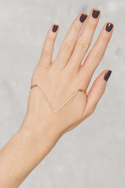 Get to the Point bracelet de main