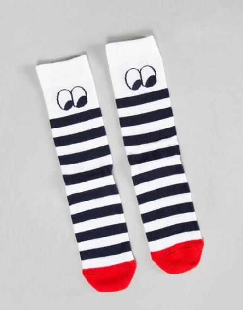 Lazy Oaf - chaussettes à oeil