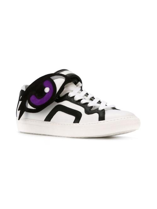 Pierre Hardy - sneakers à oeil