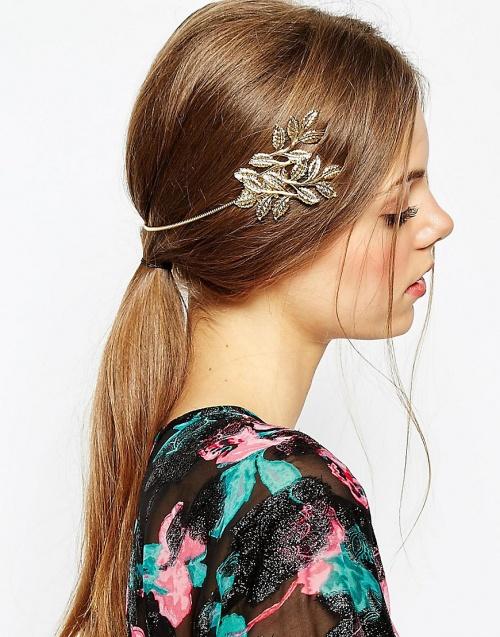 headband asos feuilles