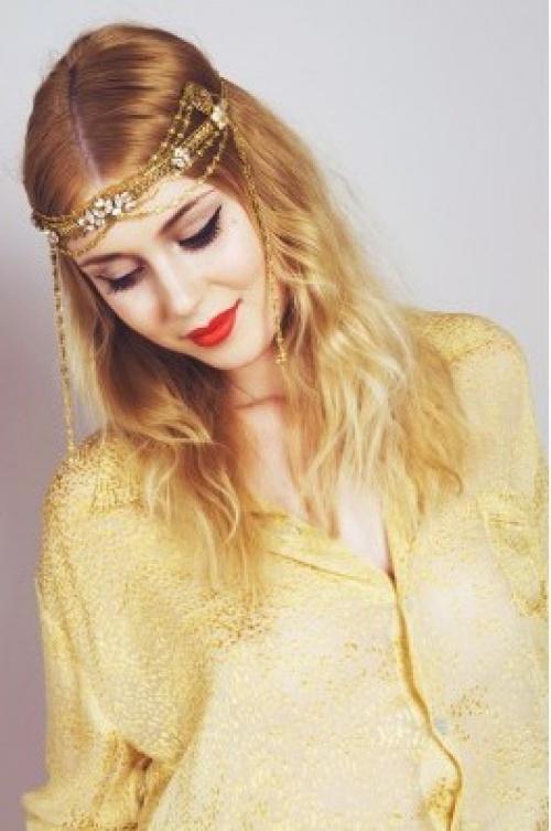 Libertie is my religion headband
