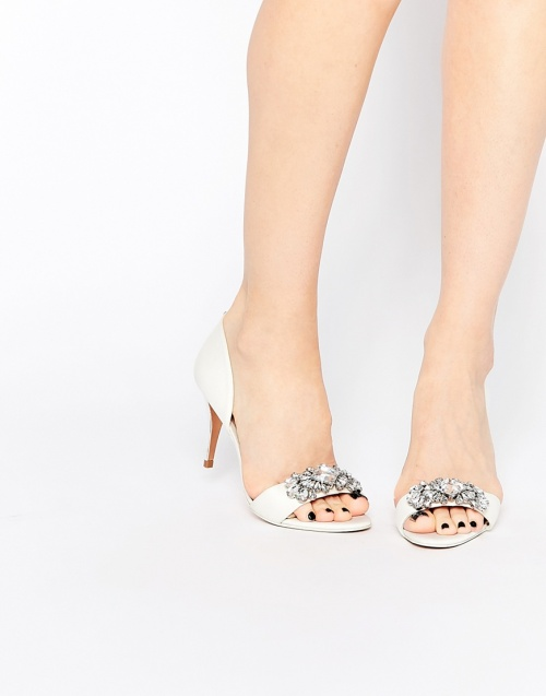 Ted Baker - Sandales blanches
