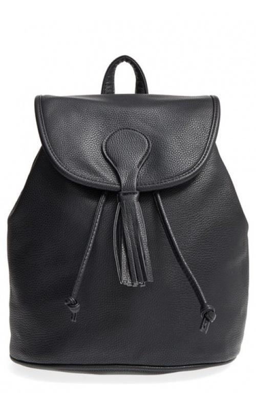 Sole society - sac à dos noir