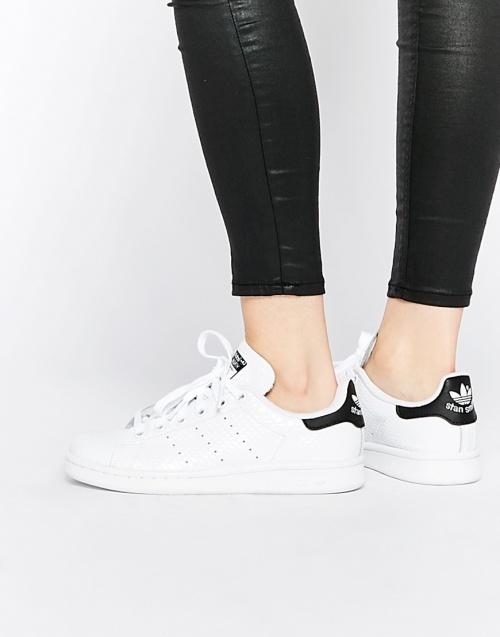 Adidas - stan smith noires