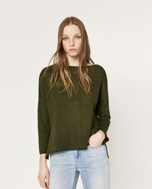 Zara - pull vert