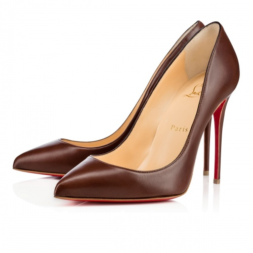 Escarpins Pigalle Follies Toudou  louboutin nude collection