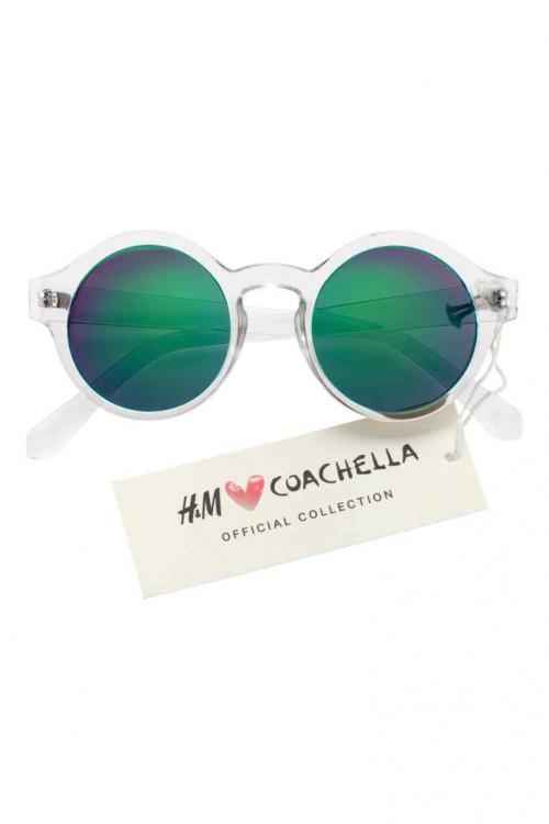 Lunettes de soleil  h&m loves coachella