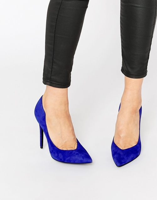 Kendall & Kylie - escarpins bleus