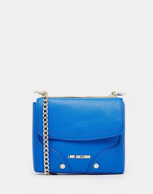 Love Moschino - sac bleu