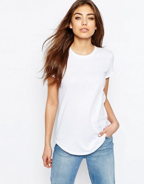 Asos - t-shirt blanc
