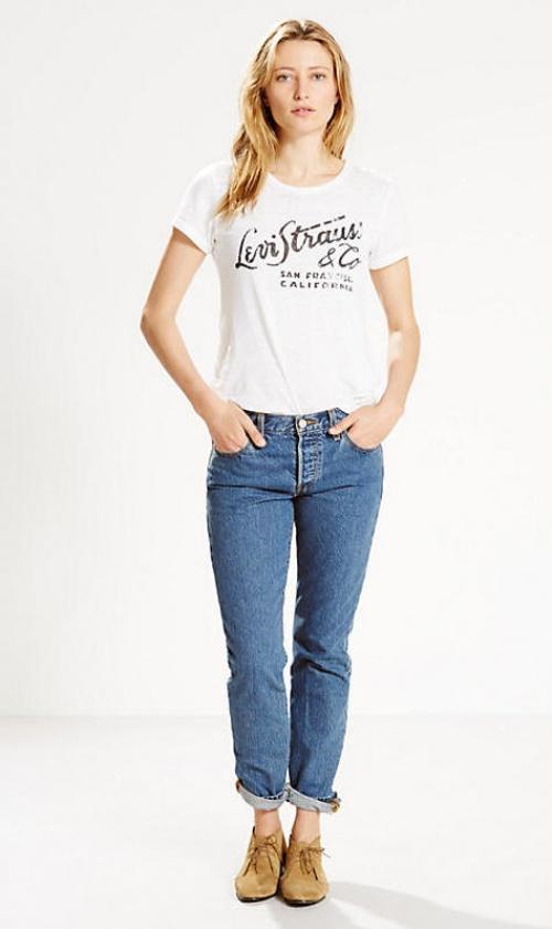 jeans levi's 501 ct