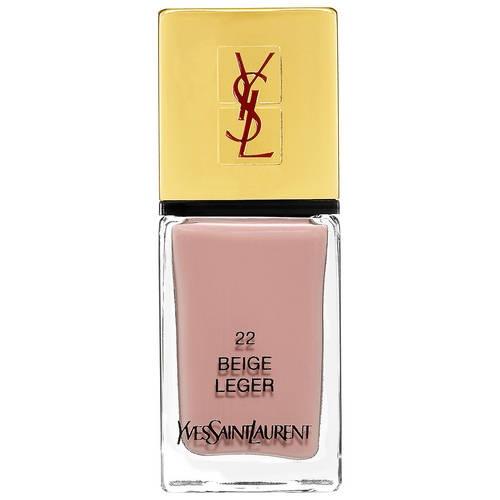Yves Saint Laurent beige léger