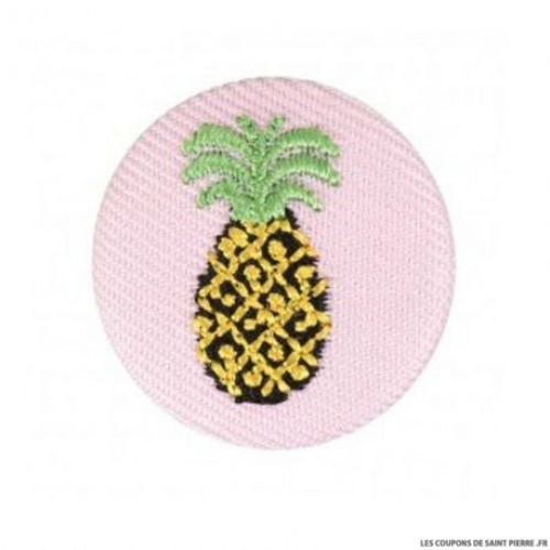 Coupons de Saint Pierre badge ananas