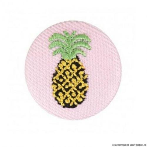 Coupons de Saint Pierre badge ananas