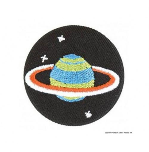 Coupons de Saint Pierre badge planète