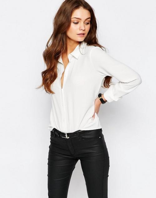 J.D.Y - chemise blanche