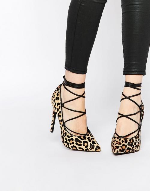 New Look Premium - escarpins léopard