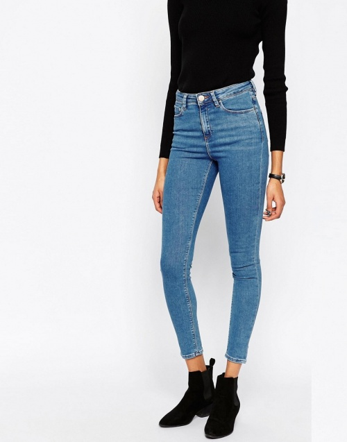 Asos - jeans cropped