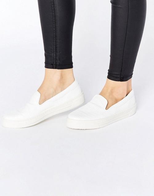Asos - Baskets blanches