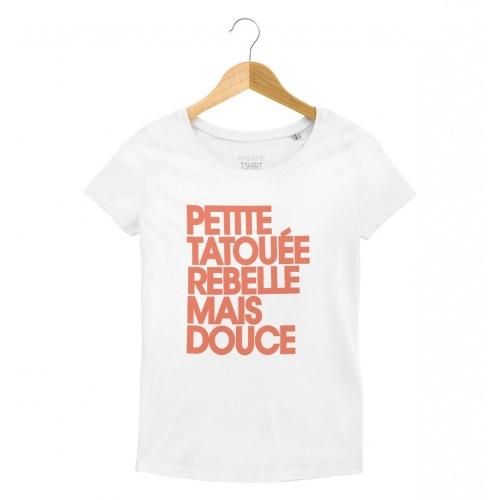 T-shirt message personnalité