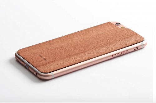 Wood Stuck - Coque pour Iphone