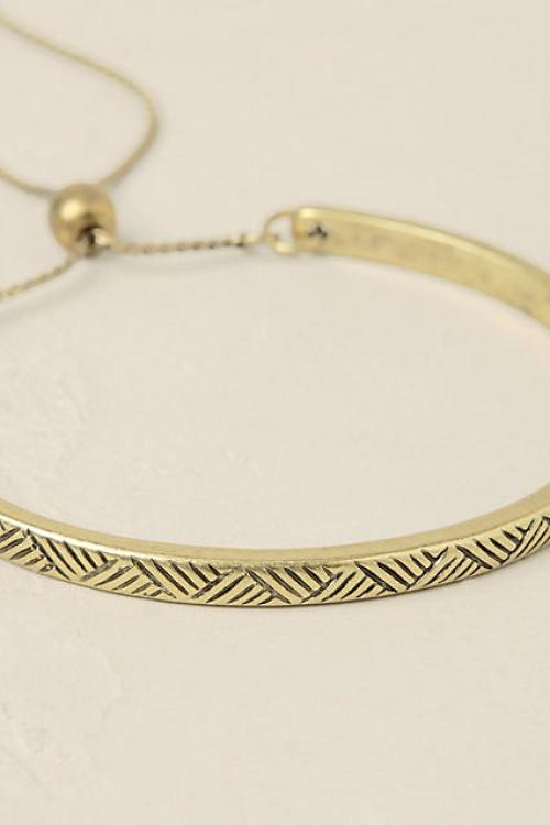 Anthropologie bracelet de bras