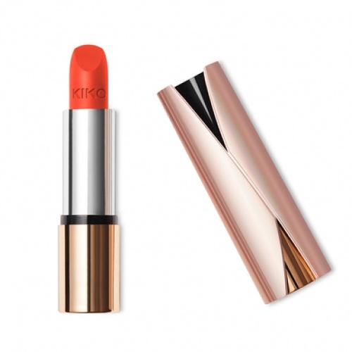 Rouge à lèvres mat orange