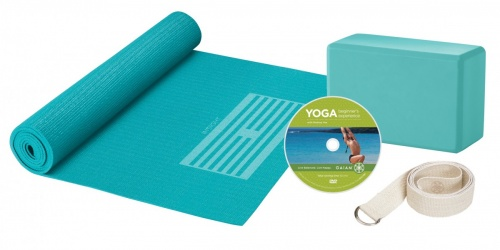 Gaiam - Yoga Kit débutant