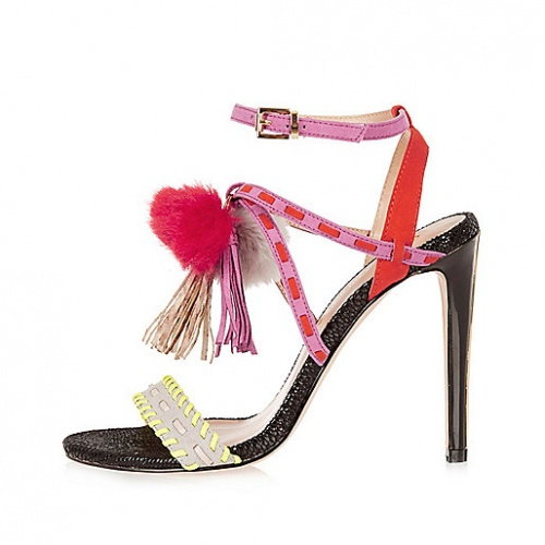 River Island - Sandales multi couleur