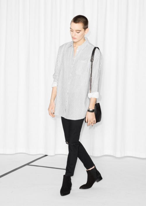 & Other Stories - chemise oversize