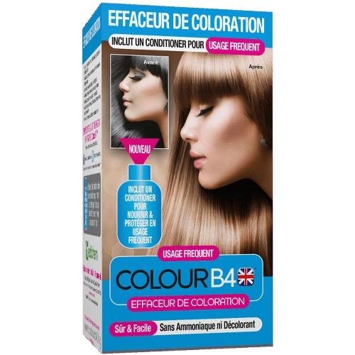 Colour B4 - Usage fréquent démaquillant