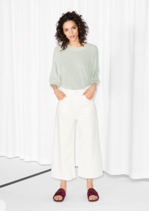 & Other Stories jupe culotte