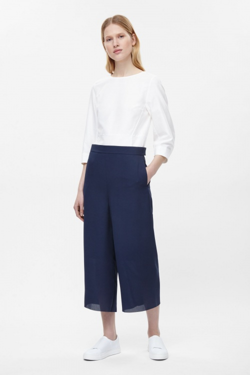 COS jupe culotte longue
